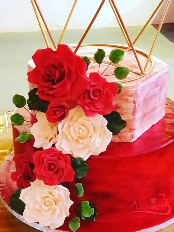 Alonies Handcrafted Cakes (12)